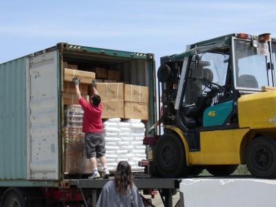Contenedor de alimentos, para Lima Perú