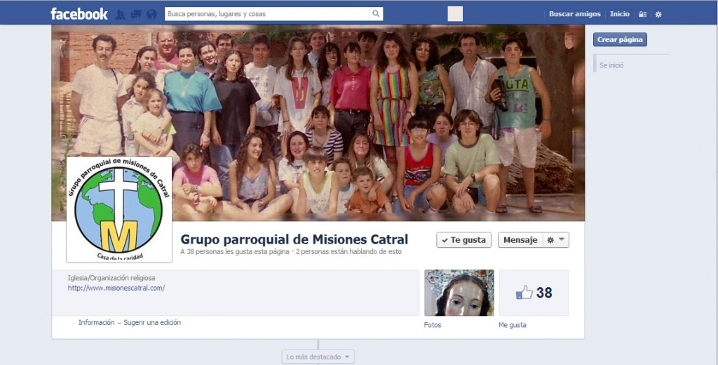 Facebook Misiones Catral