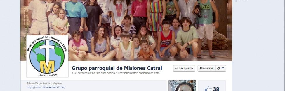 ¡Estamos en Facebook!